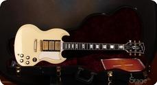 Gibson Custom SG Reissue VOS 2007 Aged White