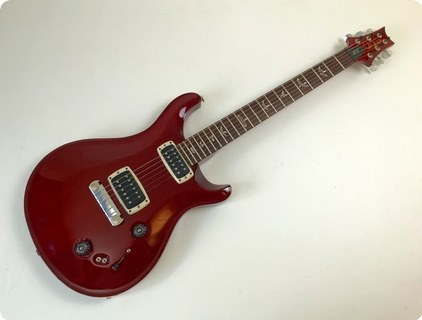 Prs Paul Reed Smith 408 2012 Vintage Cherry