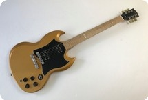 Gibson SG Special Raw Power 2009 Satin Gold