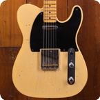 Fender Custom Shop Telecaster 2014 Vintage Blonde