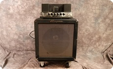 Ampeg B15N 1963 Blue Checked Tolex