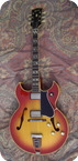 Gibson Barney Kessel Regular 1962 Cherry Sunburst