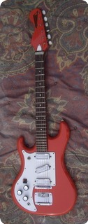 Watikins Rapier33 Lefty Left Hand 1964 Red
