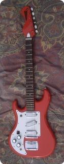 Watikins Rapier33 Lefty Left Hand 1964 Red