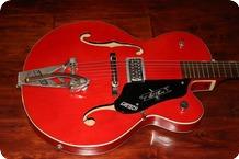 Gretsch-Chet Atkins 6119  (GRE0429)-1961-Western Red