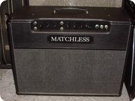 MATCHLESS DC30 DC 30 1990 Black Tolex