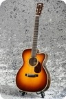 Collings OM 2HE Cutaway SB 2003 Sunburst