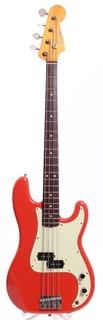Fender Precision Bass '62 Reissue 1994 Fiesta Red