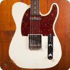 Fender Custom Shop 61 Telecaster 2017 Olympic White