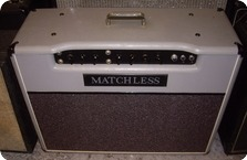 MATCHLESS DC30 DC 30 1990 Gray