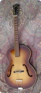 Hofner Congress 449 1962 Violin Sunburst