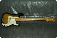 Fernandes RPB Precision Bass Ship Free 2 Tone Sunburst