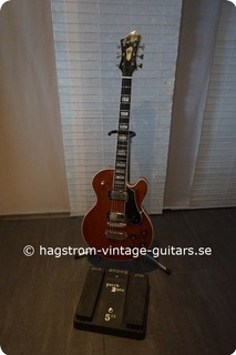 Hagstrom Swede Patch 2000 1977 Mahogany