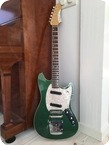 Dsg Custom Guitars Sonic Belinda 2017 Forest Green Metallic