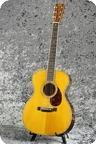 Martin OM 45GE 2003 Natural