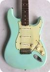 Fender Custom Shop Relic 60 Stratocaster 2003 Daphne Blue