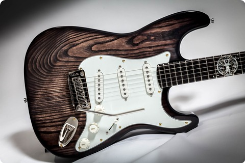 Mithans Guitars Bristol (wenge) 2018 Brown