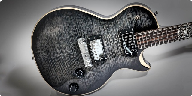 Mithans Guitars Berlin (charcoal) 2018 Charcoal Black