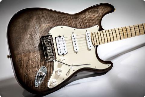 Mithans Guitars Belize (lion) 2018 Brown