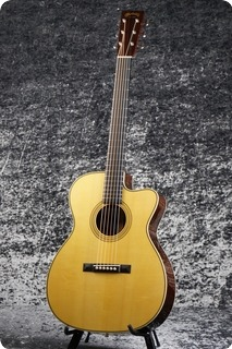 Martin Om 28 Cutaway Custom 2016 Natural