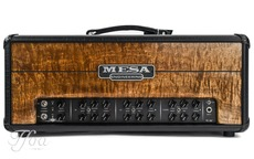 Mesa Boogie TC 50 Triple Crown Head Flamed Amber Maple