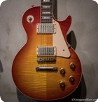 Gibson Les Paul Custom Shop 50s VOS Washed Cherry