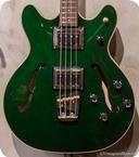 Guild Starfire Bass II 2018 Emerald Green
