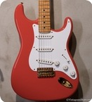 Fender Stratocaster Custom Shop 1956 NOS Fiesta Red