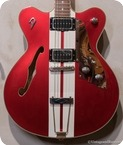 Duesenberg Alliance Mike Campell II Red Sparkle