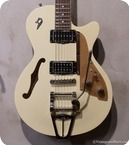 Duesenberg Starplayer TV Outlaw Vintage White