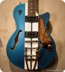 Duesenberg Starplayer TV Mike Campbell Signature Blue Metallic