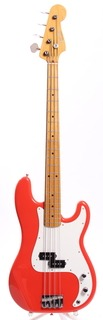 Fender Precision Bass '57 Reissue  1996 Fiesta Red