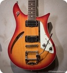 Duesenberg Double Cat Fireburst