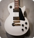 Gibson Les Paul Studio 2012 Alpine White