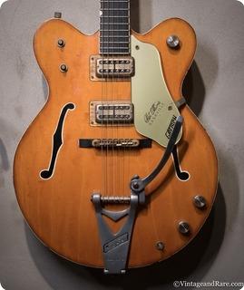 Gretsch Chet Atkins Nashville 1971 Orange