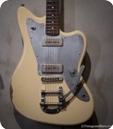 Fano JM6 With B5 Bigsby Vintage Cream