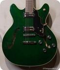 Guild Starfire IV ST Emerald Green
