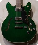 Guild Starfire IV ST Emerald Green