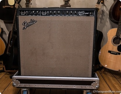 Fender Super Reverb 1963