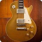 Gibson Custom Shop Les Paul 2014 Gold
