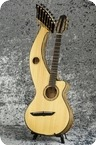 Kathy Wingert HARP GUITAR 2013 Natural