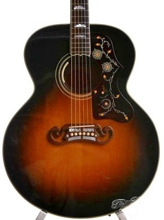 Gibson Sj200 True Vintage Sunburst 2011