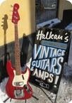 Fender Jazz Bass 1966 Candy Apple