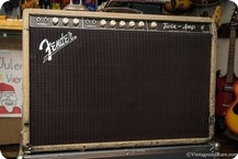 Fender Twin Amp 1962 Blond
