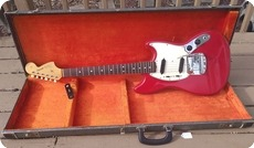 Fender Mustang 1965 Dakota Red