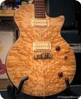 Oswald Guitars Fox