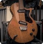 Oswald Guitars BariDan