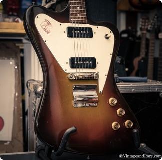 Gibson Firebird Non Reverse 1965 Sunburst