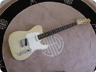 Fender Telecaster 1972 Blond Rosewood
