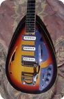 Vox VOX MARK XI ACOUSTIC V252 1966 Sunburst